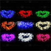 10M 100-LED Multicolour Light LED Christmas Decoration String Light with 8 Display Modes (220V)