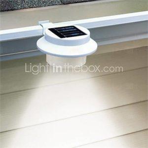 BBQ Ideas - Solar Gutter Light