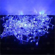 30M 300-LED Blue Light 8 Sparkling Modes LED Fairy String Lamp for Christmas (220V)