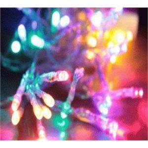 40 bulb Multicolour String light
