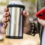 Beer and BBQ Gifts - Arctican Stainless Steel Can Cooler