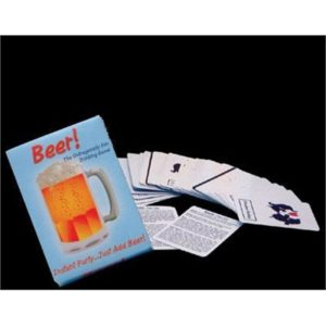 Beer Drinking Card Game