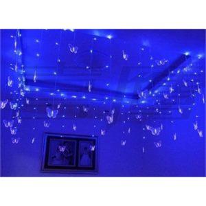 Blue Butterfly LED lights