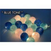 Blue/White tone string lights
