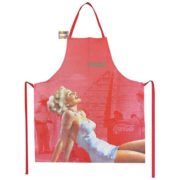 Coca-Cola Retro Pin-Up Girl Apron