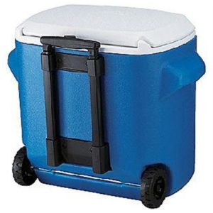 Coleman - 26 Litre Wheeled Cooler - Blue