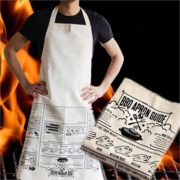 Beer and BBQ Gifts - Cooking Aid BBQ Apron