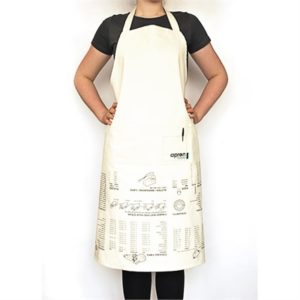 Cooking Guide Apron | by Suck UK