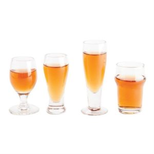 Beer and BBQ Gifts - Craft Mini Beer Shot Glasses