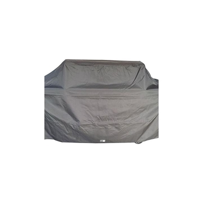 Dinky-Di Hooded BBQ Cover, Grey, Medium