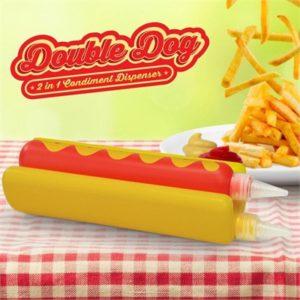 Double Dog Sauce Dispenser