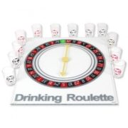 Exciting roulette drinking game
