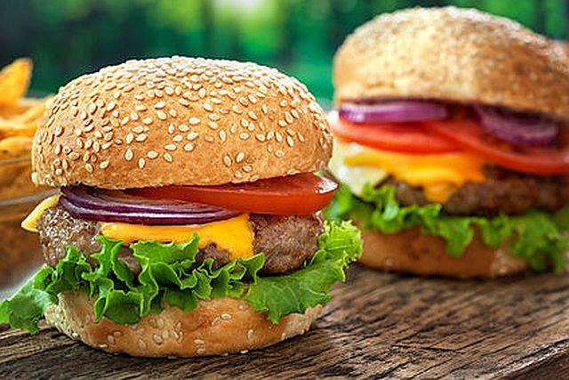 Burger Recipes For BBQ