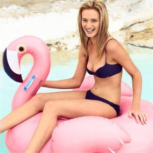 Giant Inflatable Flamingo Pool Toy | SunnyLife