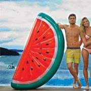 Giant Inflatable Watermelon Pool Toy | SunnyLife