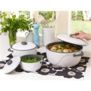 Insulated Food Servers - set of 3