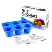 Jelly Alco-shots Mould