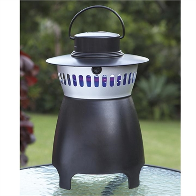Mosquito Trap with Attractant
