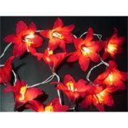 Red Lily String Light