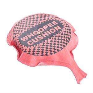 Self-Inflating Whoopee Cushion