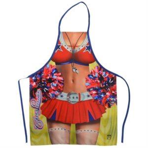 Sexy Cheerleader Apron