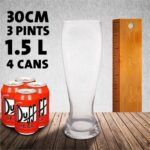 Beer and BBQ Gifts - Giant Beer Glass
