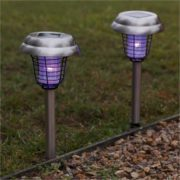 BBQ Ideas - Solar Insect Zapper
