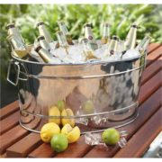 BBQ Ideas - Stainless Party Tub
