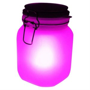 Suck Uk Sun Jar Table Light (Flip Out Pink)