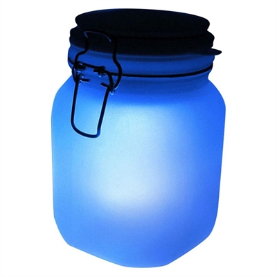 Suck Uk Sun Jar Table Light (Printers Blue 7461)