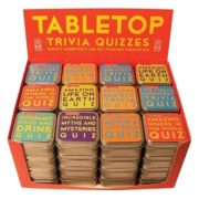 Tabletop Trivia Quiz Card Games