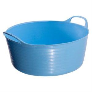 Tubtrugs Multipurpose Flexible Shallow Tub (Sky Blue Easyrest 15L)