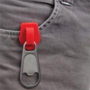 Zipper Bottle Opener
