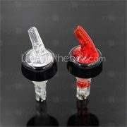 1PCS 1 oz Measured Bar Household Whisky Liquor Pour Free Flow Spout Wine Pourer(Random Color)