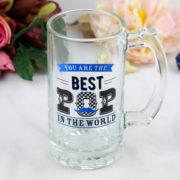 Best Pop In The World Beer Stein