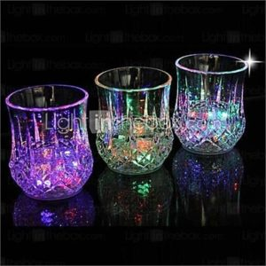 Coway The Bar Dedicated Light-Emitting LED Nightlight Pineapple Glass