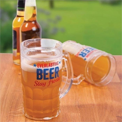 Everlasting Double-Walled Beer Glass