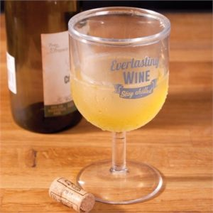 Everlasting Double-Walled Wine Glass