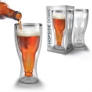 Hopside Down Beer Glass | by Fred