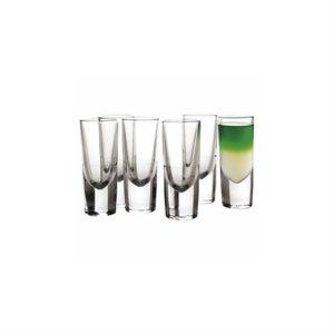 Maxwell & Williams Bar Liqueur Shot Glass, 130ml (Set of 6)